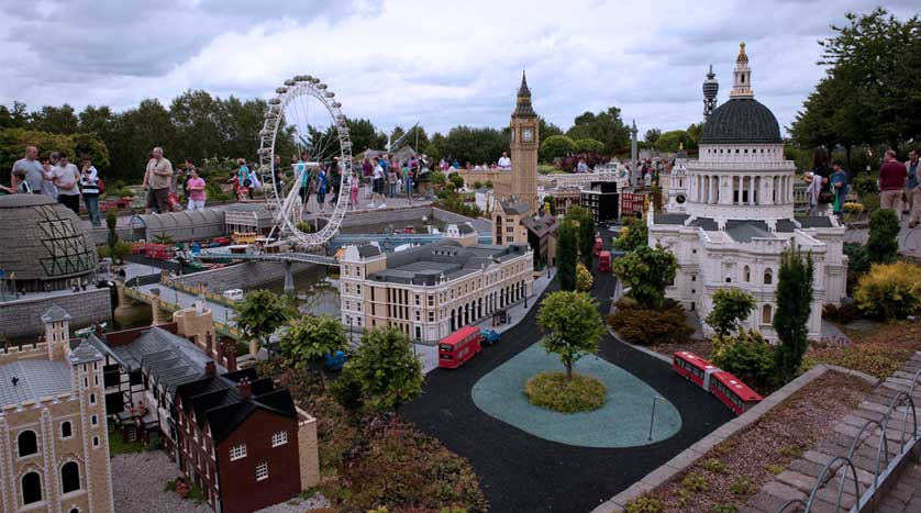 Legoland in Windsor, United Kingdom