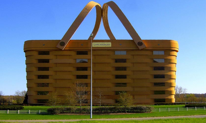 The Longaberger Company in Ohio United States