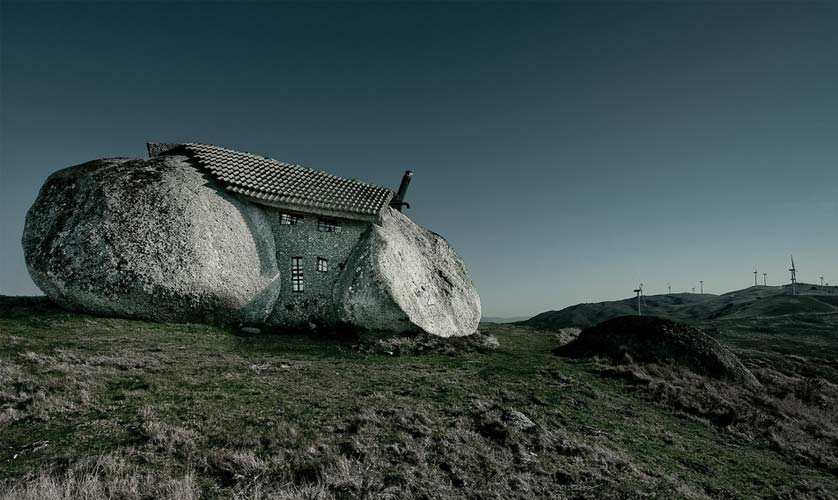 Stone House in Fafe Portugal