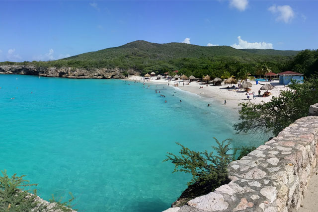 Grote Knip in Curacao